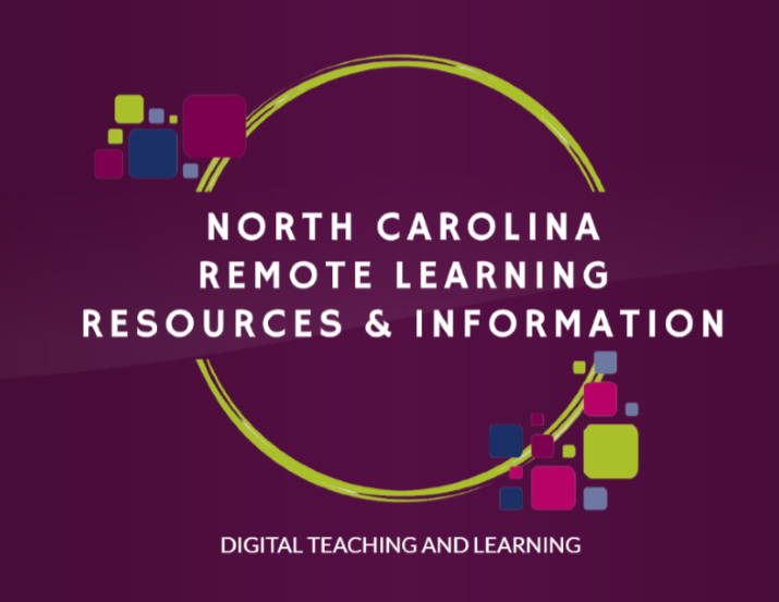 NC Remote Learning Resources & Information