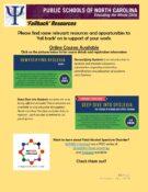 School Psychology Fallback Resources - download at link