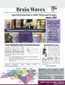 Brain Waves Vlume 2, Issue 2 page 1