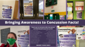 Bringing Awareness to Concussion Facts!